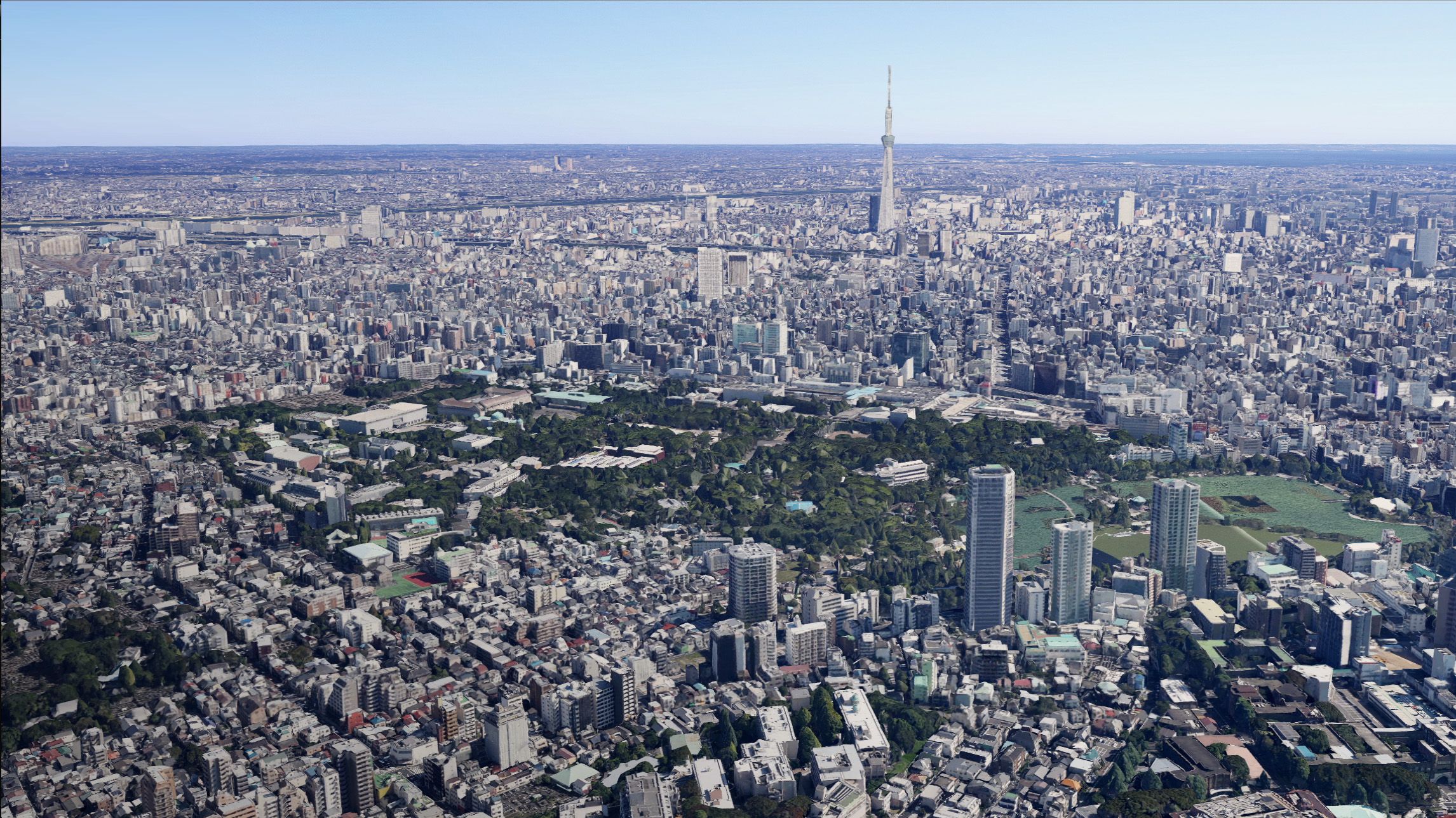 3d Tree Live Wallpaper You Can Now See More 3d Images Of Tokyo On Google Maps