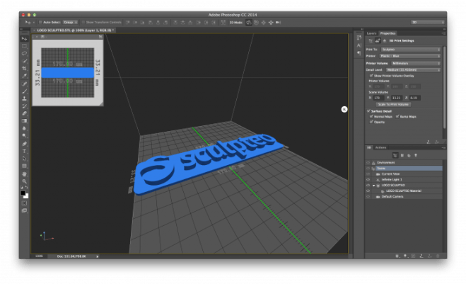 Screen Shot 2014 06 19 at 2.23.21 PM 1 730x444 You can now use Sculpteo for 3D printing straight from Photoshop