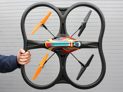 redesign PantherDrone MF1 1114 520x390 Top drone deals of 2014