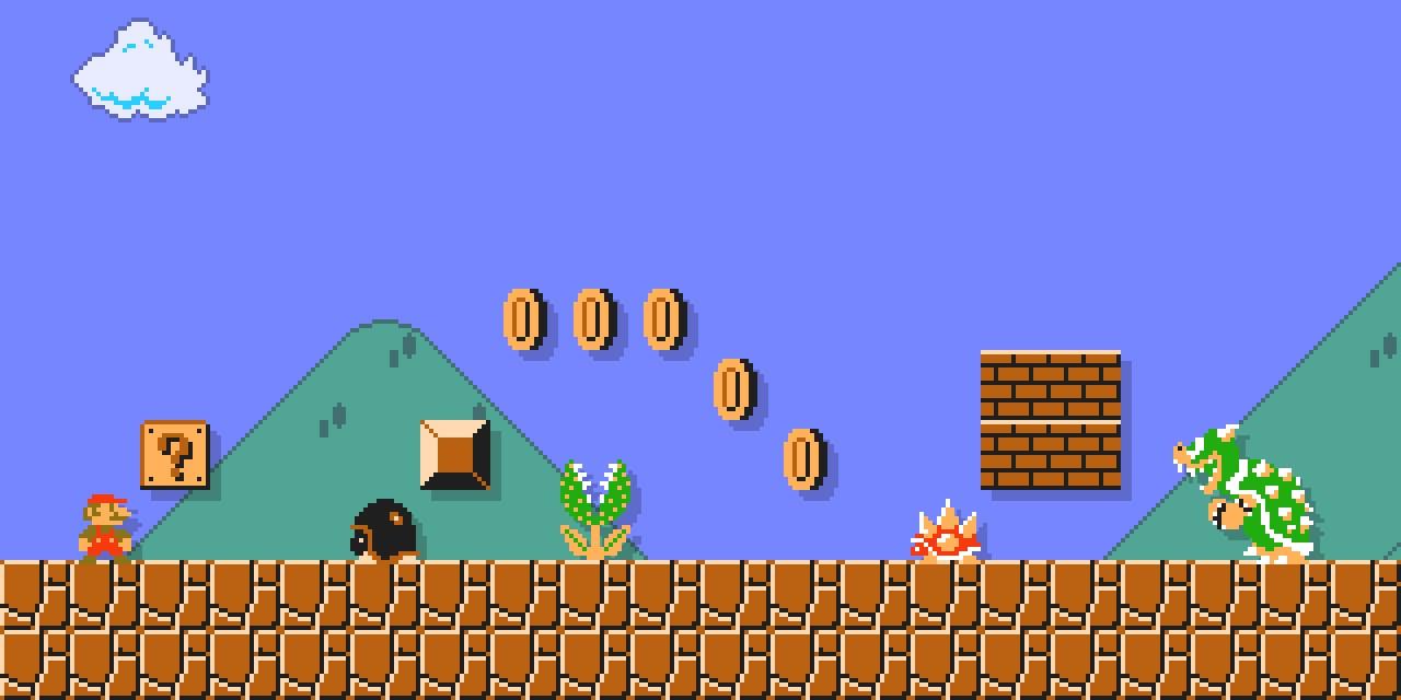 3d Wallpaper Maker App Make Custom Super Mario Wallpapers With Nintendo S New App