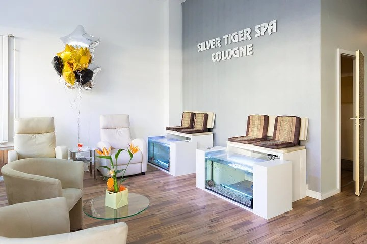 Gel Maniküre Silver Tiger Spa Cologne | Spa In Innenstadt, Köln - Treatwell