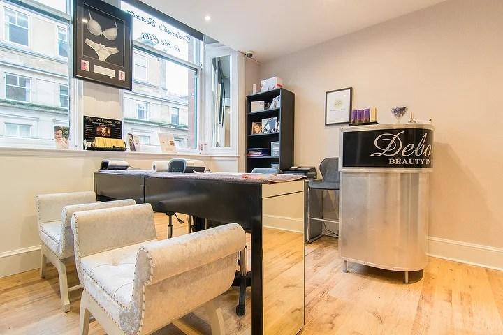 Deborah39s Beauty In The City Beauty Salon In Retail