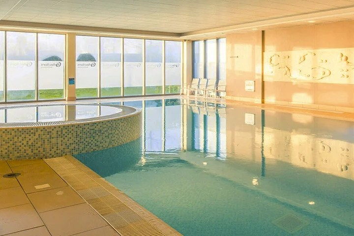 Leisure Spa At The Nottingham Belfry Hotel Spa In