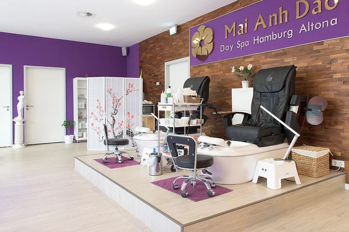 Gel Maniküre Day Spa Mai Anh Dao | Nagelstudio In Altona, Hamburg