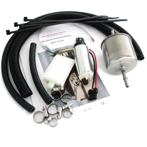 URD 05-15 Tacoma 2TR-FE 27L I4 Fuel Pump/Filter Upgrade Kit