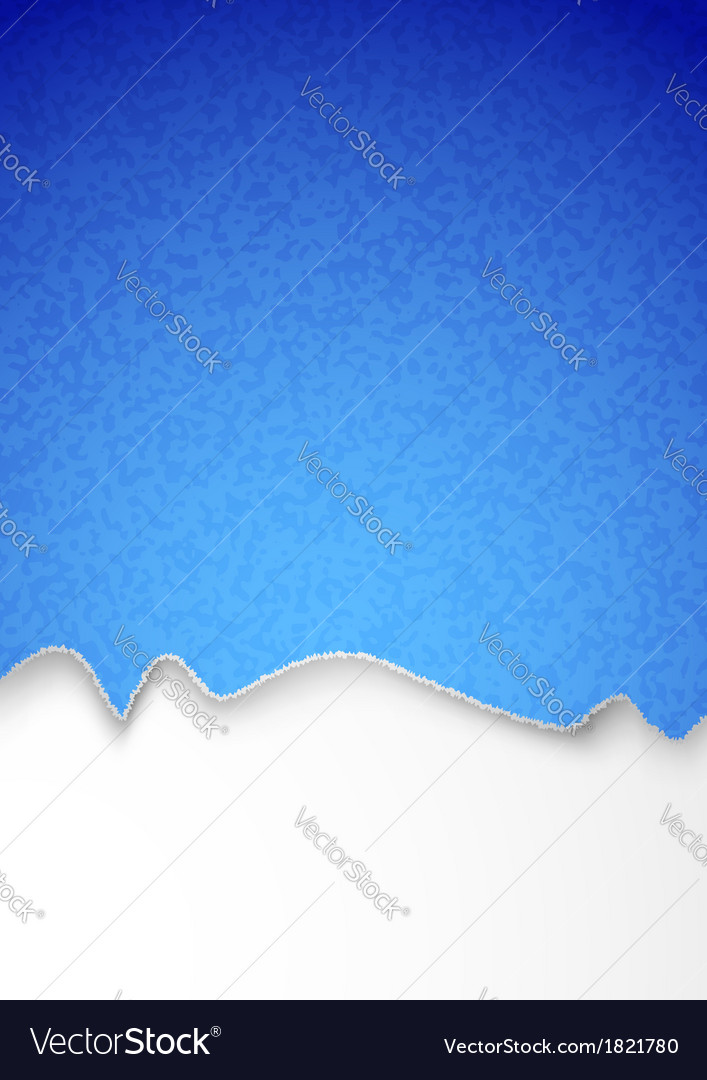Basic blue and white background Royalty Free Vector Image