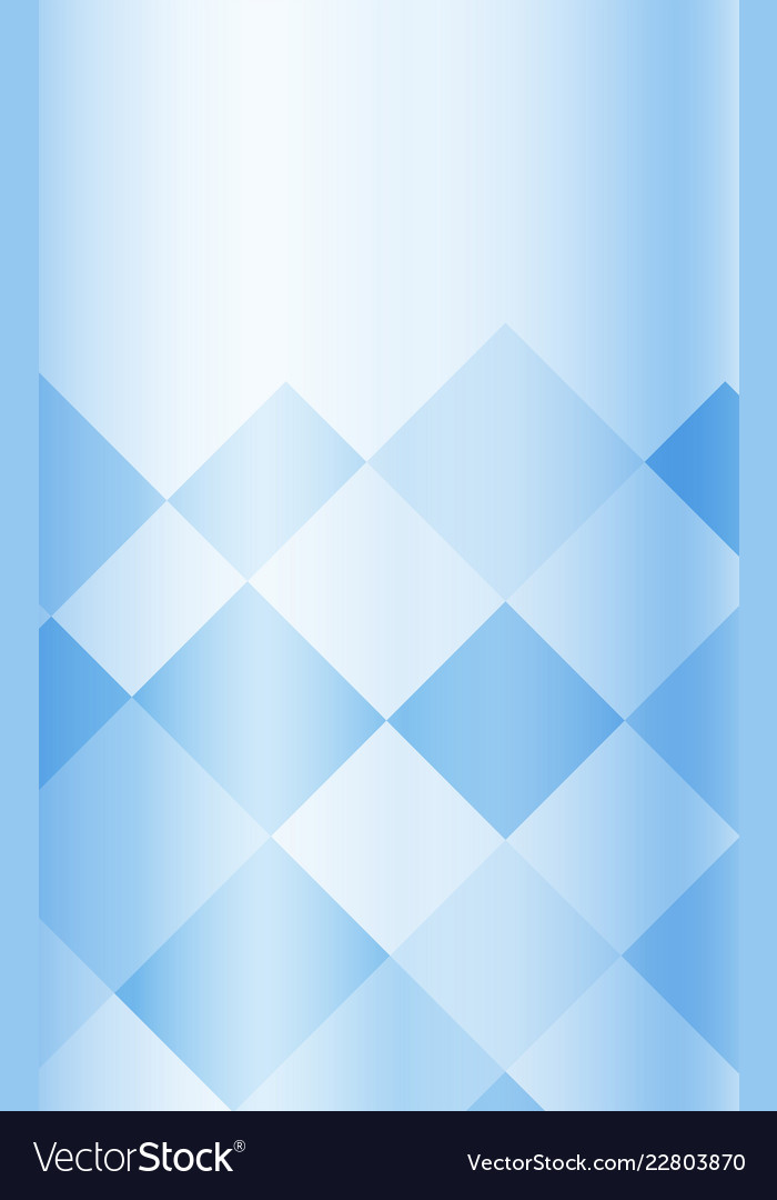 A simple blue background Royalty Free Vector Image