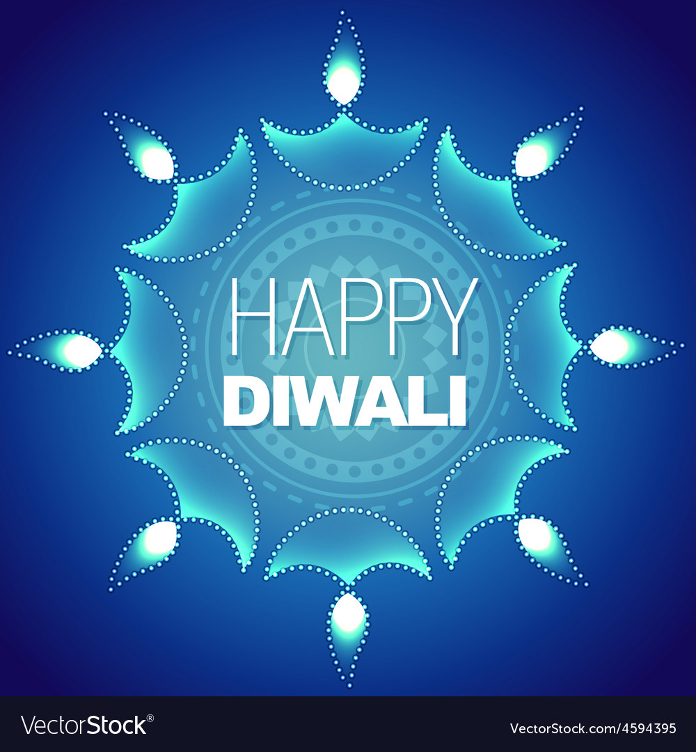 Travel Agency Wallpaper Hd Stylish Happy Diwali Background Royalty Free Vector Image