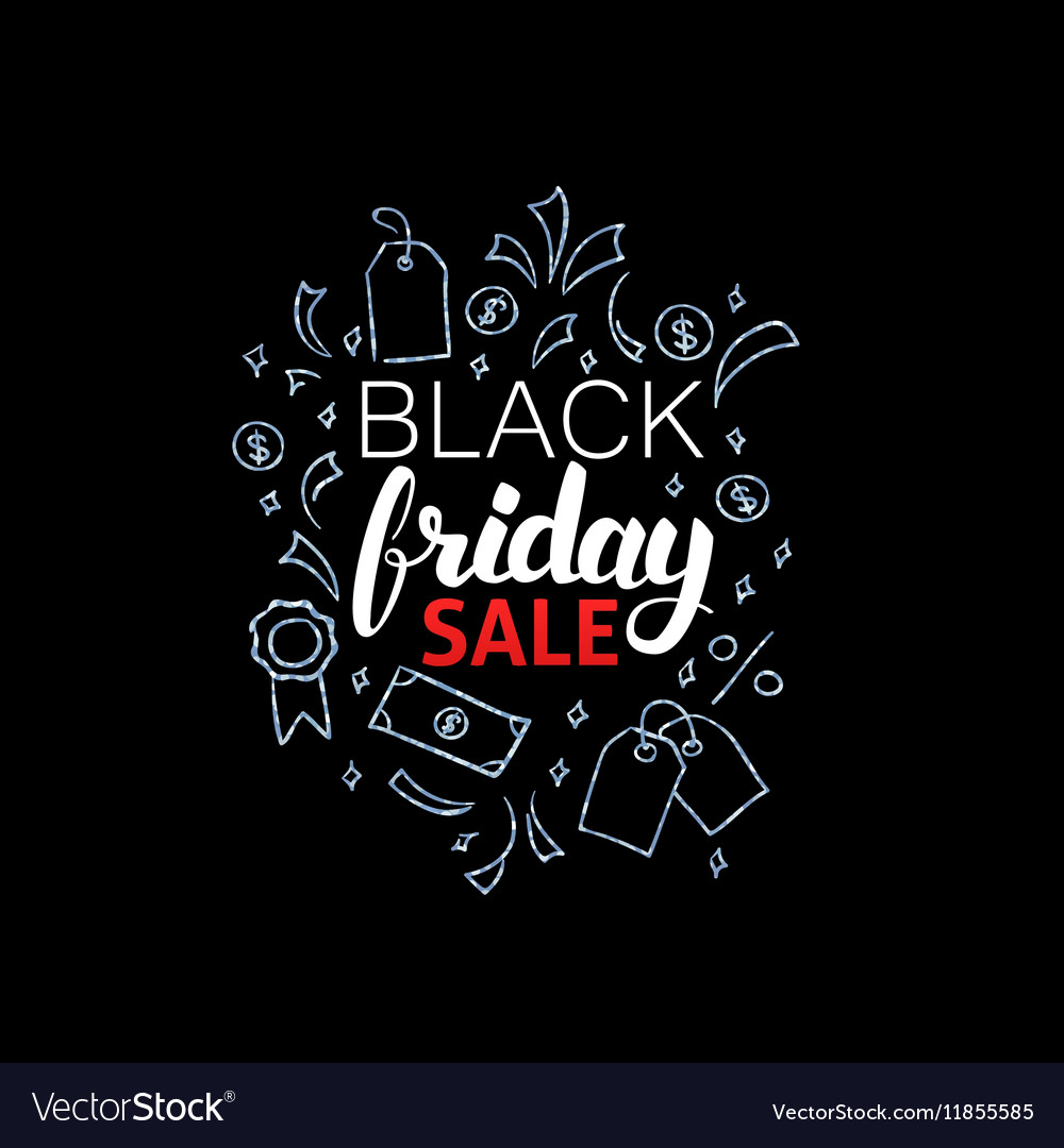 Black Friday Sale Black Friday Sale Poster Design