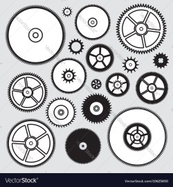 Small Of Clock Gears Images