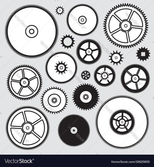 Medium Of Clock Gears Images