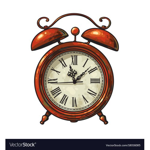 Medium Crop Of Old Fashioned Alarm Clock