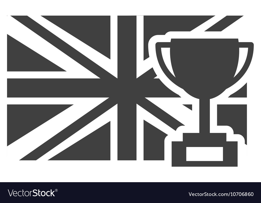 Learn english education icons Royalty Free Vector Image