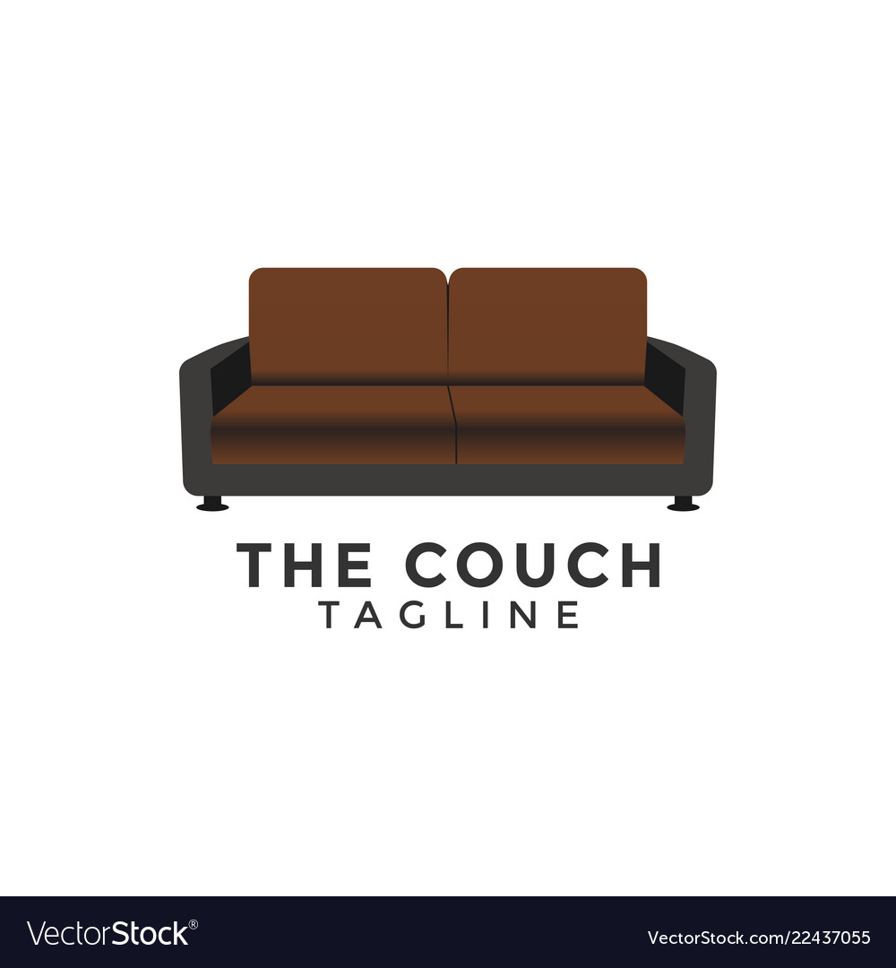 Sofa Set Vector Png Couch Sofa Graphic Design Element Template
