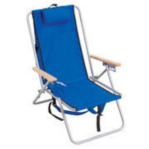 Mainstays Adjustable Backpack Beach Chair Reviews