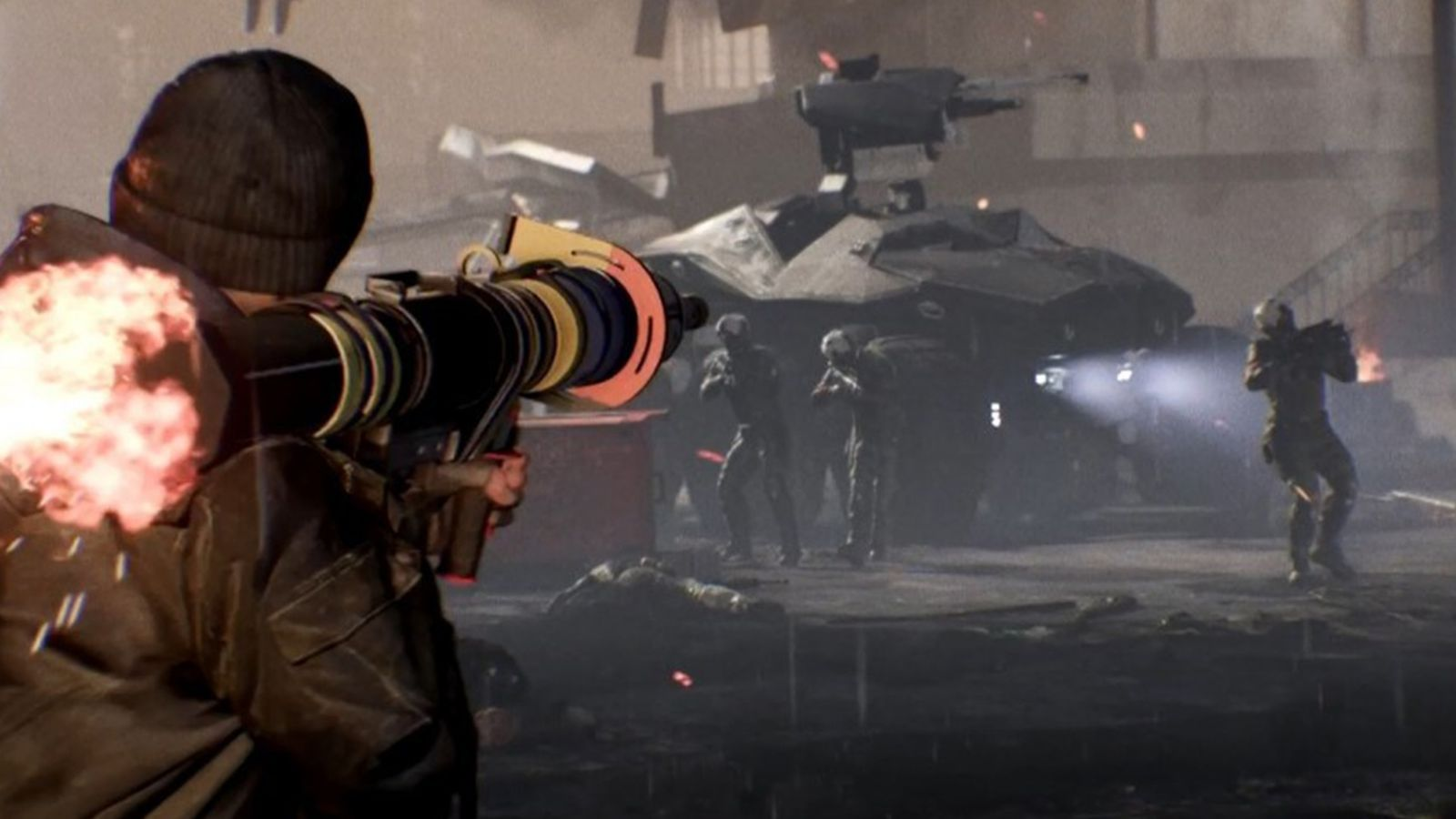 Hd Wallpapers For Pc 4k Watch 7 Minutes Of Co Op Gameplay From Homefront The