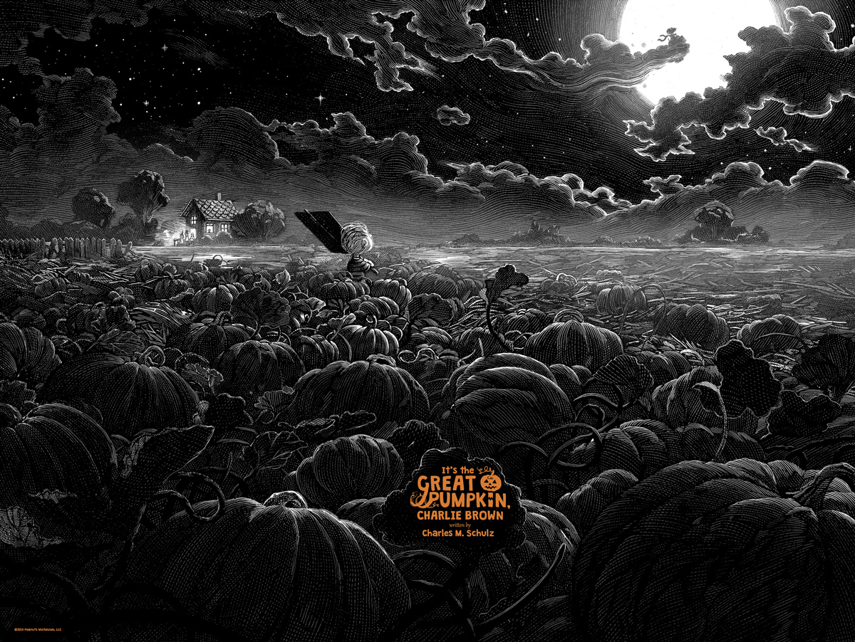 Snoopy Fall Wallpaper Step Into The Dark Fantasy Worlds Of Artist Nicolas Delort