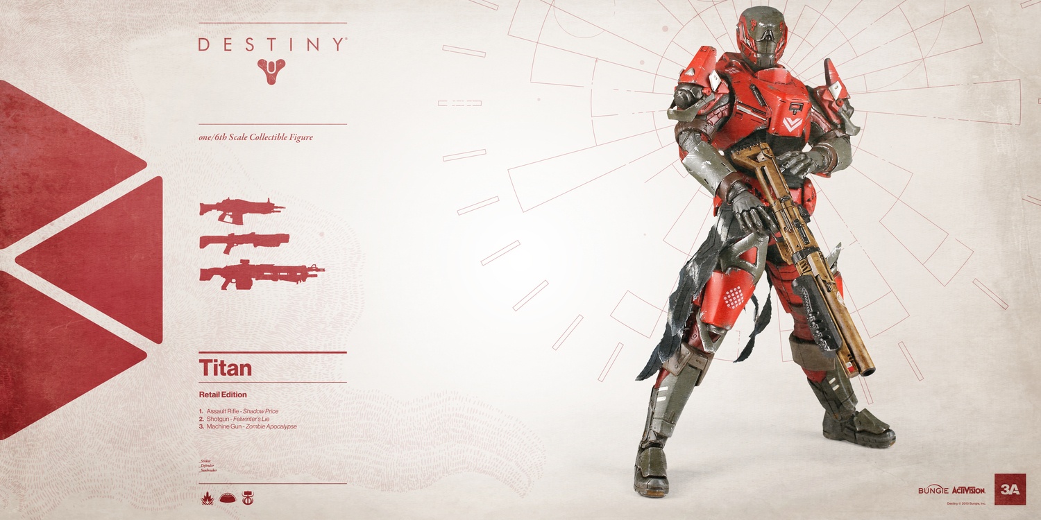 Hong Kong Iphone X Wallpaper This Amazing Destiny Action Figure Will Cost You 190