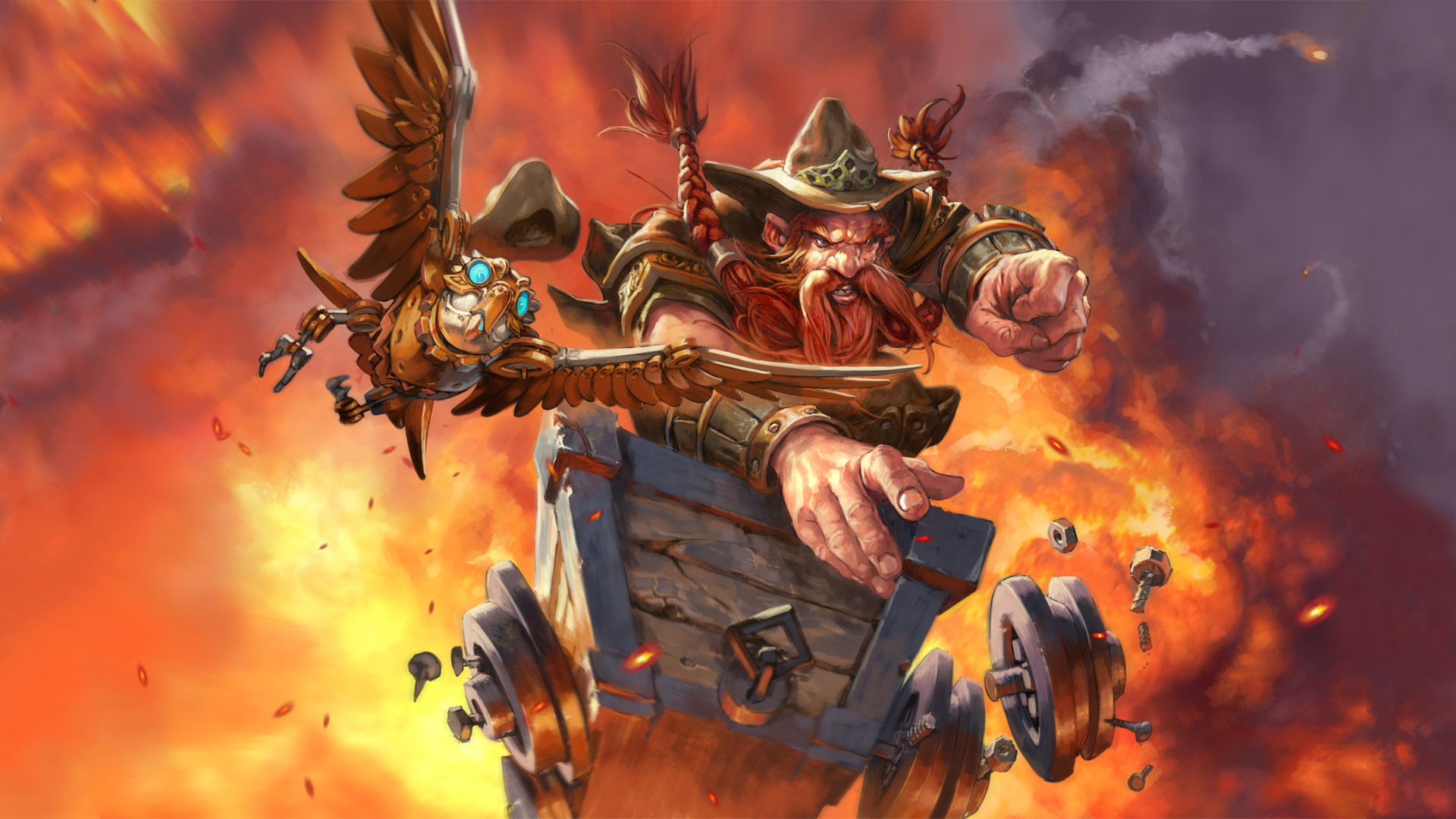Fall Out Boy Symbol Wallpaper Hearthstone S Approach To Expansions Is Totally Changing
