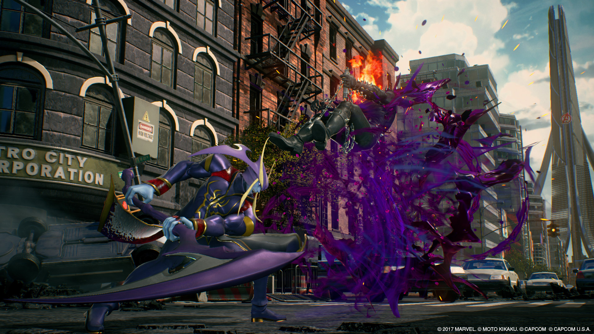 Star Wars Wallpaper Pc Hd New Marvel Vs Capcom Infinite Trailer Shows Jedah And