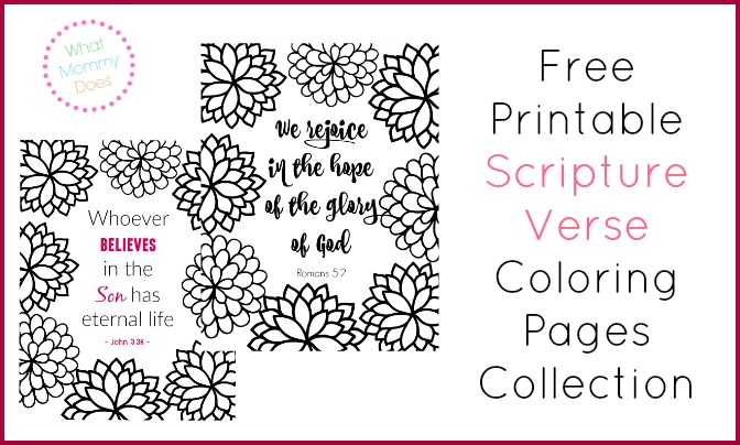 For It Is By Grace Bible Verse Coloring Page  Printables - What