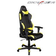 Buy DXRacer-Black & Yellow-Racing gaming chairs-Racing ...