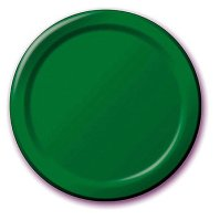 Buy Emerald Green 9 inch Dinner Plates/Case of 96 by ...