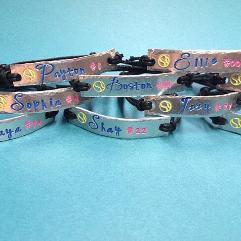 Buy Custom Personalized Adjustable Name Bracelets Design