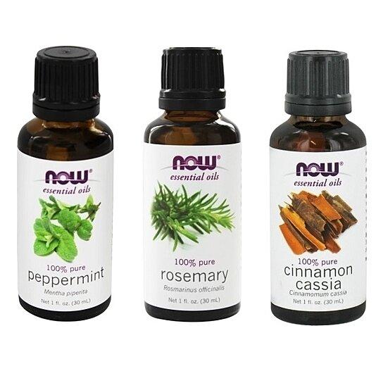 Buy Now Foods Essential Oils 3 Pack Energizing Set
