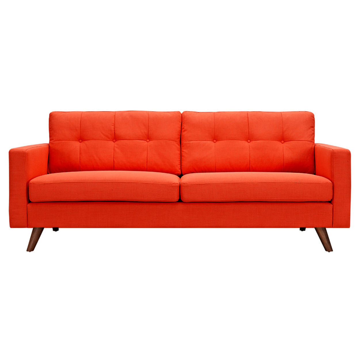 Sofa Orange Orange Sofa Usa