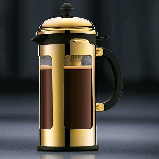 Bodum Chambord Buy Bodum Gold French Press By Opensky Design Discoveries