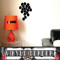 Buy Grapes Decor border wall picture frame Modern Wall Art ...
