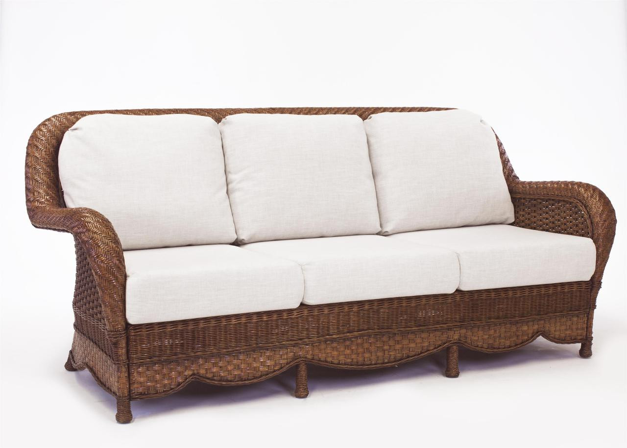 Rattan Sofa South Sea Rattan Autumn Morning Indoor Wicker Sofa