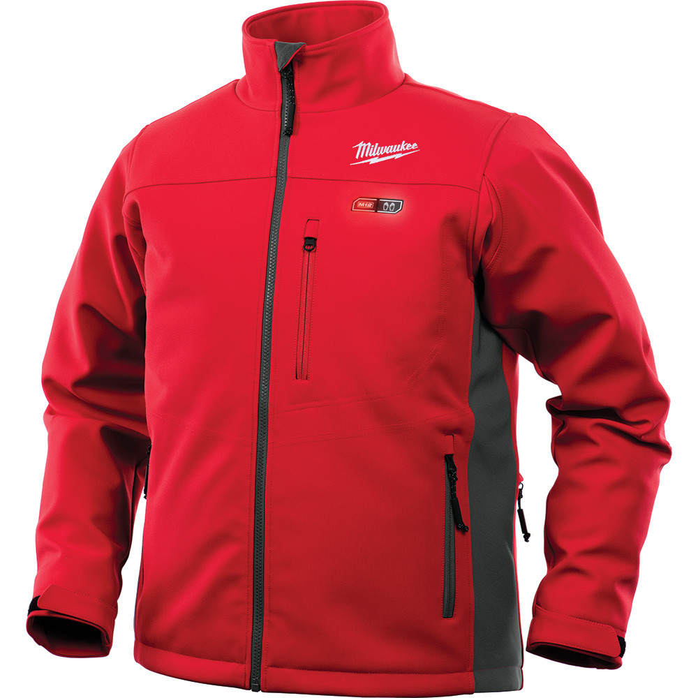 M12 Heated Jacket Milwaukee 202r 20xl M12 Heated Toughshell Jacket Only Xl Red