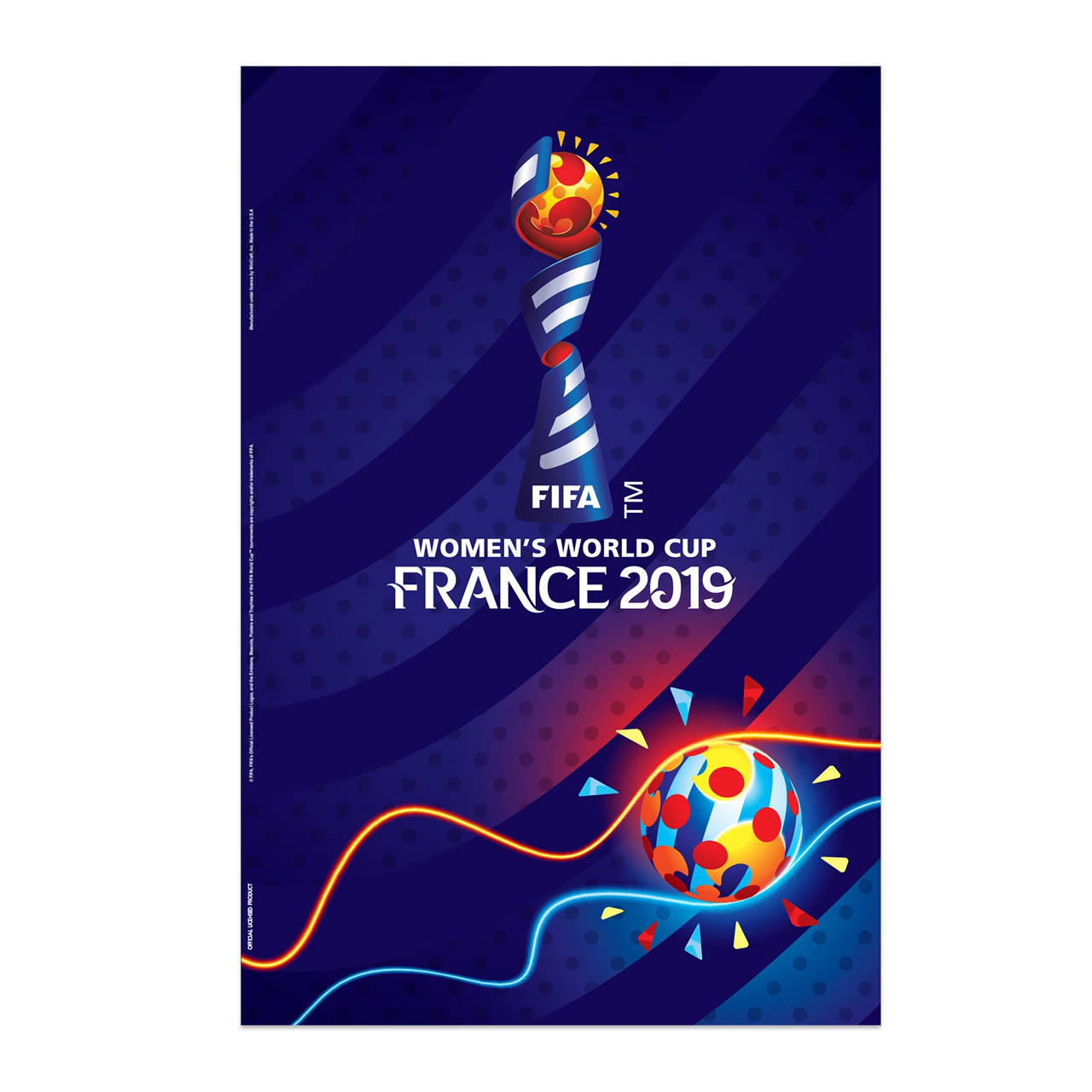 Poster Of The World Women S World Cup 2019 Impact Poster