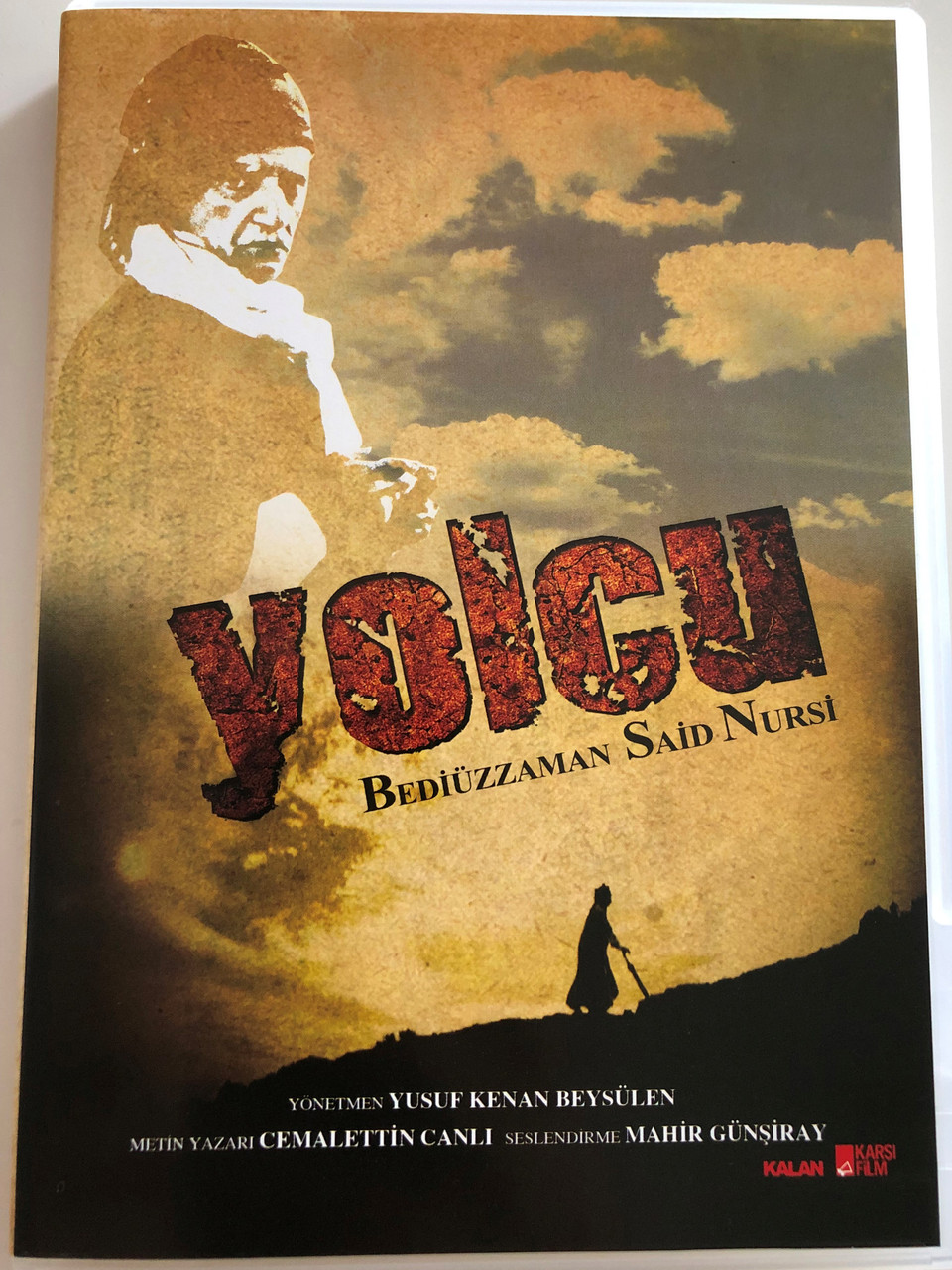 Yolcu Bediüzzaman Said Nursi Dvd 1994 Passenger Directed By Yusuf Kenan Beysülen With Turskih Language Historical Booklet About Said Nursi The Scholar S Life Bibleinmylanguage
