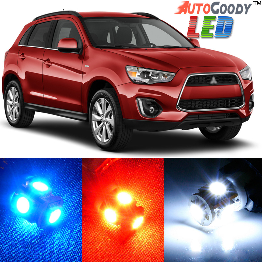 Interieur Mitsubishi Outlander Premium Interior Led Lights Package Upgrade For Mitsubishi Outlander Sport 2011 2017