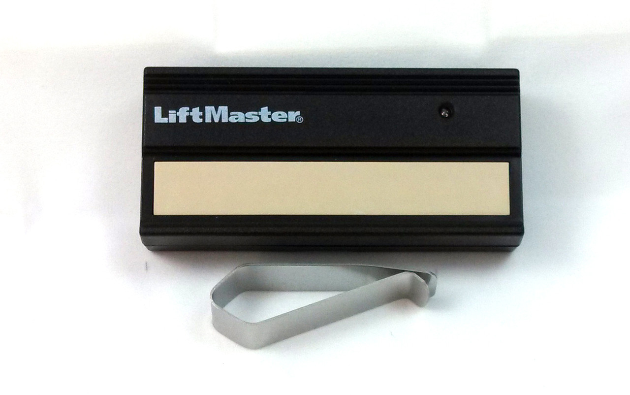 Garage Door Opener Remote 61lm Liftmaster Single Button Garage Door Opener Remote Control 390mhz