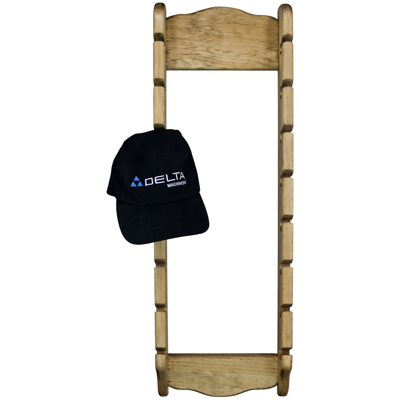 Hat Holders For Walls Baseball Hat Rack Wall Mounted Wooden Cap Rack