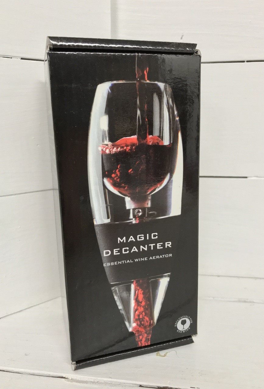 Decanter Wine Glas Magic Decanter Wine Aerator