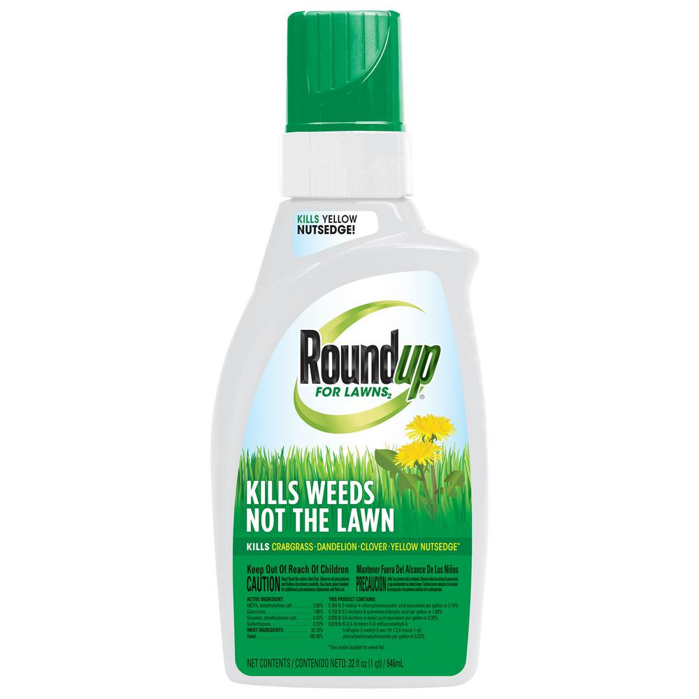Diy Pest Control Supplies Roundup For Lawns 2