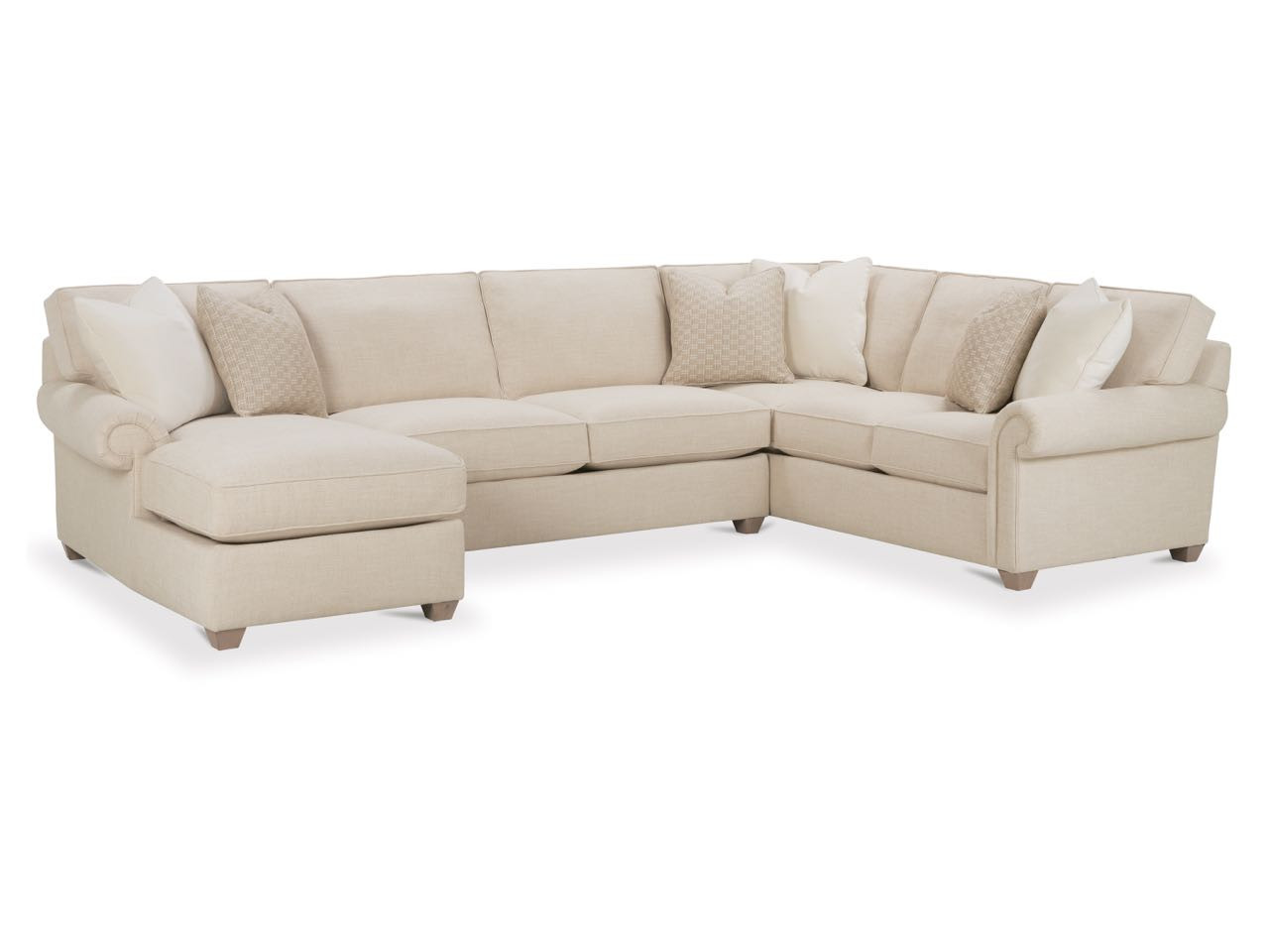 Sofa X Long Mason Sectional Upholstered Sectionals Sofas Sectionals