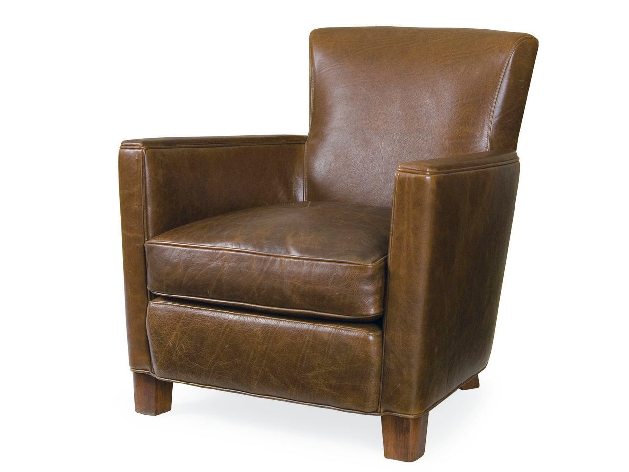 Accent Chairs To Go With Brown Leather Sofa Jason Leather Chair Leather Armchairs Living Room Chairs