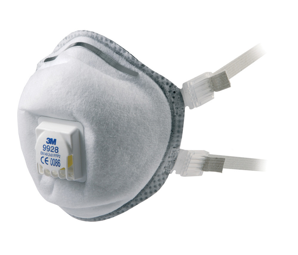 Respiratory Mask 3m 9928 Welding Mask Respirator Ffp2 Pack 10 Or Pack 1