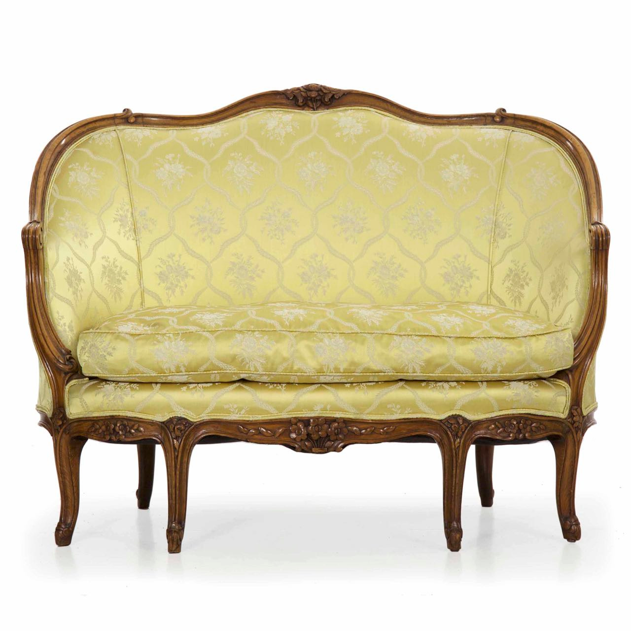 Canape Sofa French Louis Xv Style Canapé Sofa 19th Century