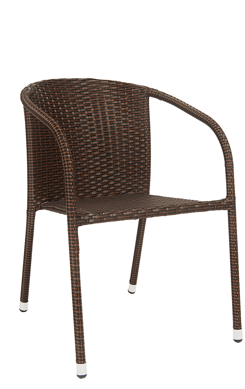Rattan Chairs Bronzeville Outdoor Rattan Armchair