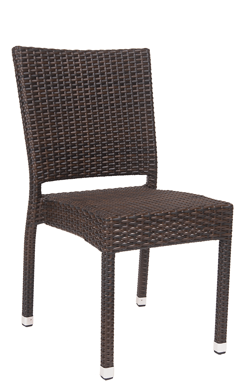 Chairs Comfortable Logan Wicker Outdoor Chair