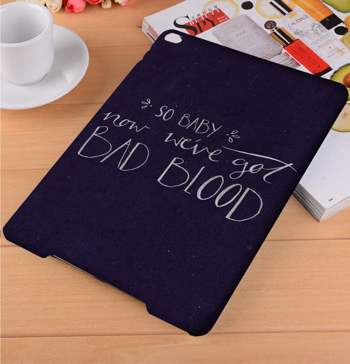 Bad Blood Quotes Taylor Swift Taylor Swift Bad Blood Quotes Ipad Samsung Galaxy Tab Case