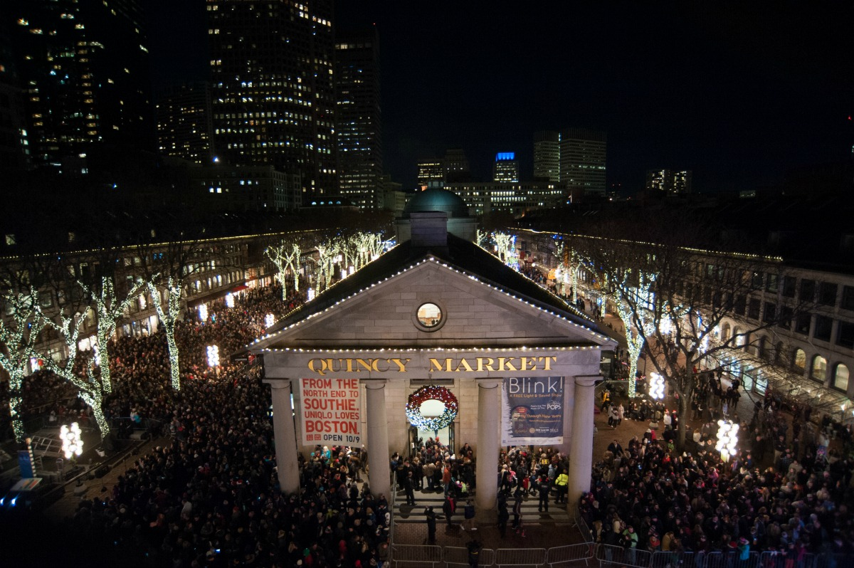 Tree Lighting Ceremony Faneuil Hall Free Things To Do In Boston, November 2016