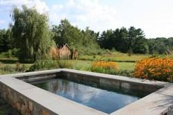 Small Of Backyard Reflecting Pool